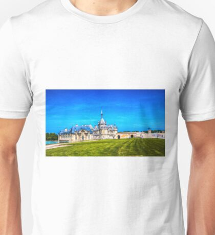 Chateau de Chantilly 3 Unisex T-Shirt
