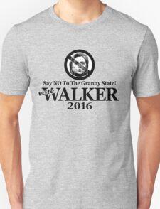 No Granny State - Walker T-Shirt