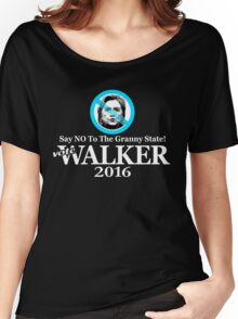 No Granny State - Walker Women's Relaxed Fit T-Shirt
