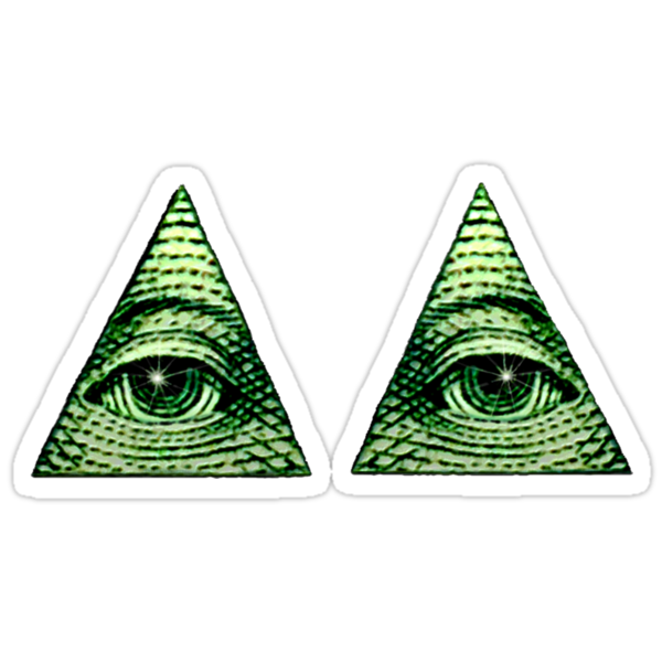 All Seeing Eye's by Marvin Hayes