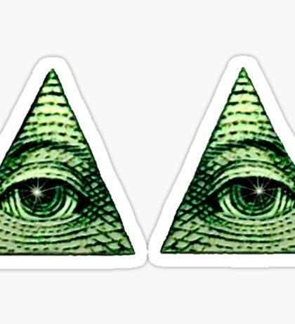 All Seeing Eye's Sticker