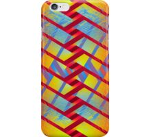 Folding colors iPhone Case/Skin