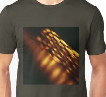 Gold bullion 999.9 coins still life square Hasselblad medium format  c41 color film analogue photograph Unisex T-Shirt