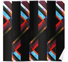 Folding Ribbon Poster