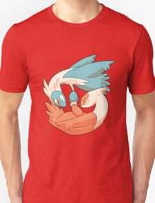 Latios and Latias Unisex T-Shirt