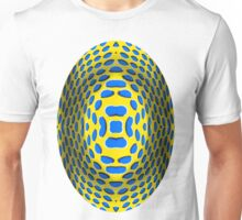 Undulating Hat Unisex T-Shirt