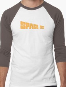 Space 1999 logo Men's Baseball ¾ T-Shirt