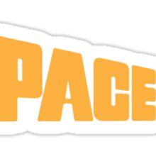 Space 1999 logo Sticker