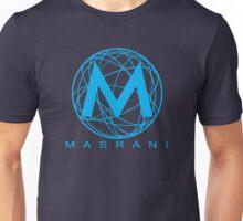 Masrani Blue Unisex T-Shirt