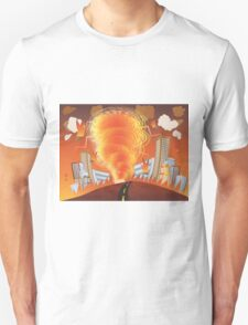 Powerful Tornado 2 Unisex T-Shirt