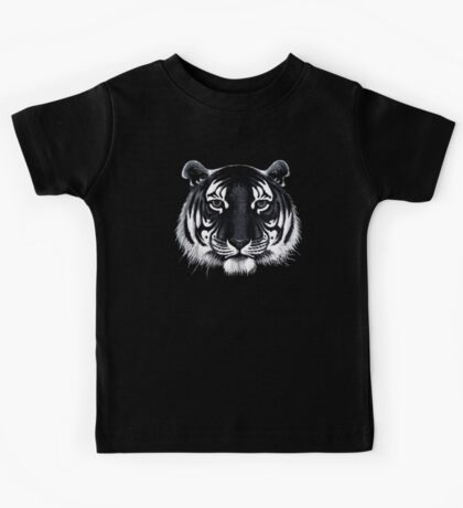 Friendly Tiger  Kids Tee