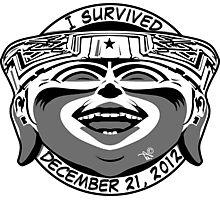 2012 Survivor Photographic Print
