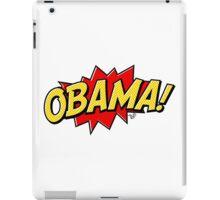 O-BAH-MAH! iPad Case/Skin