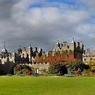 Floors Castle by Donald  Stewart