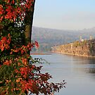 Autumn View of the Rockville by Lori Deiter