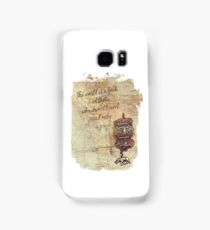 Dreaming of India Samsung Galaxy Case/Skin