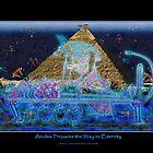 """Anubis Prepares the Way To Eternity"" by Skye Ryan-Evans"