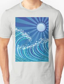 Sea waves T-Shirt
