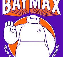Baymax by kitkat1