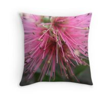 Bounty Of Pink Throw Pillow