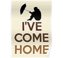 Radical Face - Welcome Home T-Shirt Poster