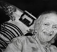 End of an Era - III - Ravi Shankar by sripriya mozumdar