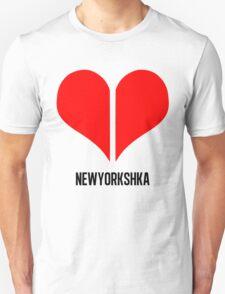 Heart Closing white T-Shirt