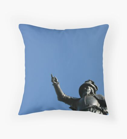 Ponce de Leon  Throw Pillow