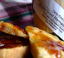 bloody good marmalade by Tania Rose