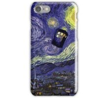 Tardis 02 iPhone Case/Skin