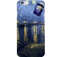 Tardis 03 iPhone Case/Skin