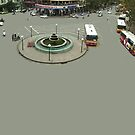 hanoi roundabout by Yuval Fogelson