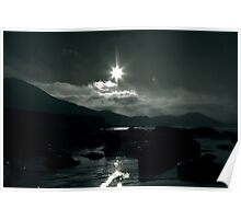 Eight Pointed Star  Poster
