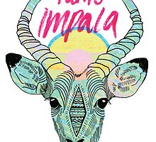 Tame Impala by Jmcnorton