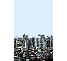 macau view Photographic Print