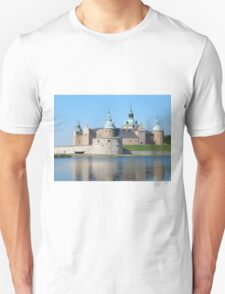Kalmar Castle with Reflection T-Shirt