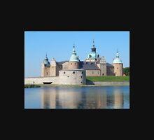 Kalmar Castle with Reflection Unisex T-Shirt
