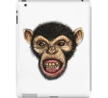 Ugly Chimp iPad Case/Skin