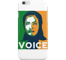 VOICE by Tai's Tees iPhone Case/Skin