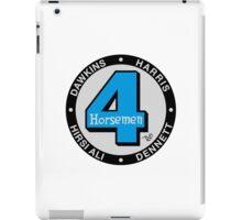 Four Horsemen Fantastic Remix by Tai's Tees iPad Case/Skin