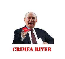 Crimea River Vladimir Putin by Mrdavidrud