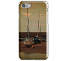 Two Sail Boats iPhone Case/Skin
