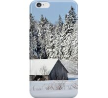 Lost to the Snow iPhone Case/Skin