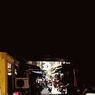 phnom penh alley by Yuval Fogelson