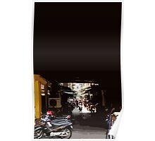 phnom penh alley Poster