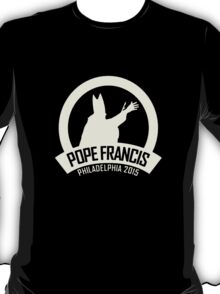 Pope Francis Philly T-Shirt
