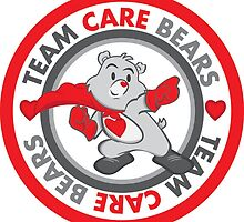 Team Care Bears Logo for Aids Walk Miami by omar305