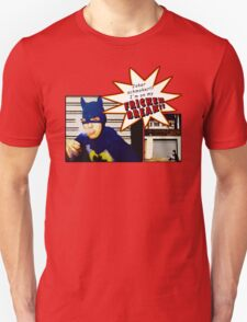 Batman's Smoko Girl's T T-Shirt