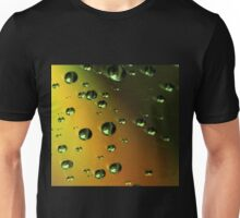 Meteorites flying in space surrealist futuristic science fiction sci-fi artistic square color analog 35mm film photo Unisex T-Shirt