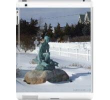 Watch Hill Winter 2015 Chief Ninigret iPad Case/Skin
